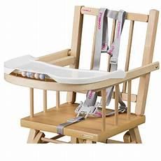 harnais chaise haute harnais pour chaise haute en bois ouistitipop
