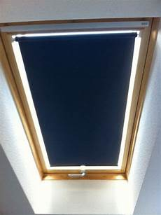 Dachfenster Rollo Ohne Bohren - dachfenster rollo optimale verdunklung ohne bohren