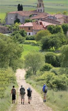 camino walk in spain where does the camino de santiago start and finish