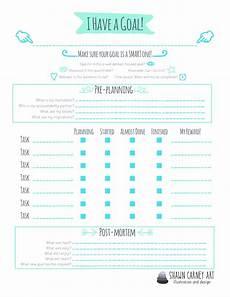 free 2015 goal worksheet for your goal success driftandburn