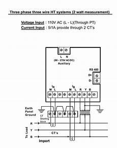 icd multifunction meter model no mfm 9011