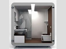 Space Saving Ideas for Eco Homes, Modular Bathroom Design
