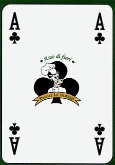 asso fiori 9 best images about carte da gioco on d