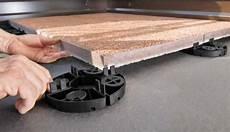 Stelzlager Terrassenplatten H 246 Henverstellbar H 246 He 10 15mm