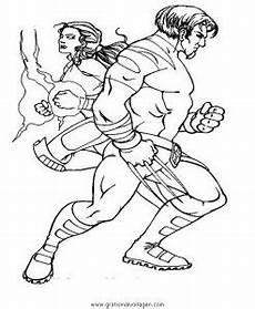 Malvorlagen Xmen Xmen 09 Gratis Malvorlage In Comic Trickfilmfiguren X