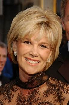 Joan Lunden Hairstyle