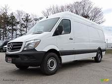 2015 Mercedes Benz Sprinter 2500 High Roof Cargo Van In