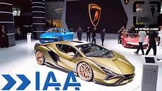 Iaa Frankfurt Motor Show 2019 Highlights