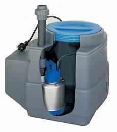pompe de relevage wc et eaux usées station de relevage flygt micro 3