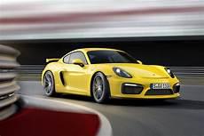 2016 Porsche Cayman Gt4 Technical And Mechanical