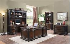 home office furniture ta gorman collection gorman traditional espresso executive