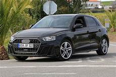 new 2018 audi a1 caught almost completely undisguised