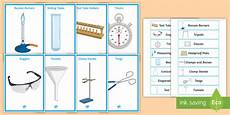 Equipment Names And Uses by Science Equipment List For Cupboards And Drawers Display