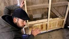 restauration d une porte de grange partie 2 2