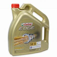 castrol edge 15669e titanium fst ll 5w 30 5 liter mercedes