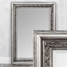 Spiegel Argento Silber Antik 70x50cm 4077