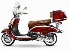 Retro Roller Mofa 25 45 Kmh Motorroller 50 49 Bestes