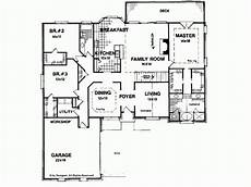 e plans ranch house plans eplans ranch house plan trim one story home square feet