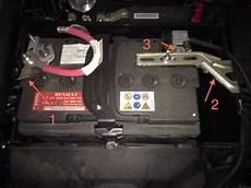 batterie clio 3 sc 233 nic iii question sur recharge batterie via scenic iii