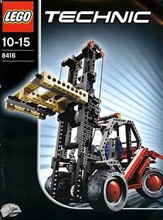 lego technic stapler lego 174 8416 1 technic 8416 gabelstapler technic 2005