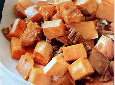 duck soup with brown rice and yams_image