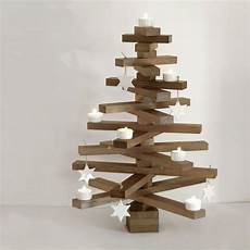 tannenbäume basteln aus holz tannenbaum basteln 30 kreative diy ideen f 252 r