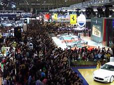 List Of The Top 2015 Automotive Shows To Follow And Attend