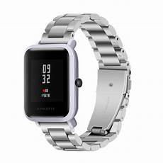 Bakeey Steel Band Amazfit by Bakeey 20mm Stainless Steel Band Replacement
