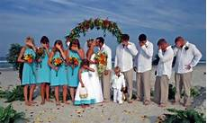sun and sea beach weddings visit st augustine