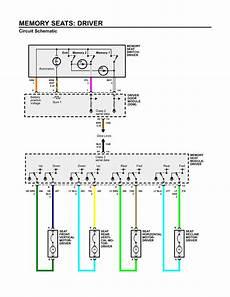 2006 memory seat module wiring diagram 1986 toyota truck 4 runner 4wd 2 4l mfi sohc 4cyl repair guides memory seats 2005 memory