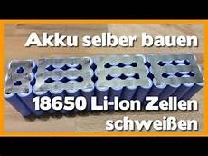 akku selber bauen ebike akku aus 18650 li ion zellen