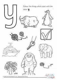 letter y coloring worksheets 24597 initial letter colouring pages