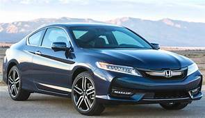 2019 Honda Accord Coupe Rumors And Specs  Car US Release