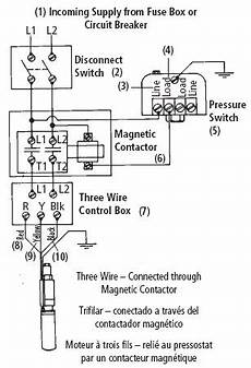 3 wire submersible pump wiring diagram fuse box and wiring diagram