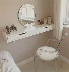 Schminktisch Ikea Ideen - unique ikea vanity table dressing table ekby wall shelf