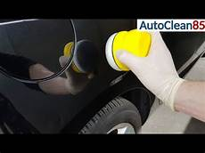 Auto Polieren Kratzer Entfernen Mit Der Handpolitur