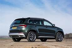 skoda karoq suv 2017 features equipment and