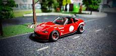 my mazda mx5 miata meet my custom hotwheels diecast cars