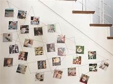 bilderrahmen mit wäscheklammern pin auf knitskidscrafts