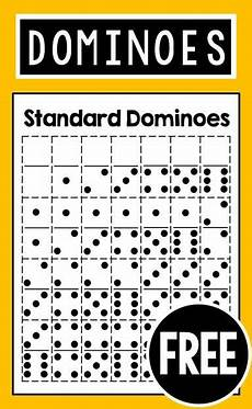 algebra dominoes worksheets 8366 printable domino templates math resources grade math math centers
