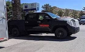 2021 Toyota Tundra Prototype Wheels  The Fast Lane Truck