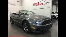 2014 ford mustang club of america package sold convertible