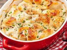 idée menu poisson gratin de cabillaud aux pommes de terre recette gratin