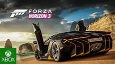 Forza Horizon 3 Trailer Oficial E3