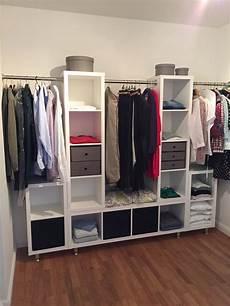 Kallax Ikea Ideen - kleiderschrank ikea kallax stangen und die f 252 223 e 252 ber ebay