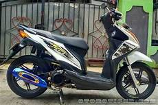Beat Fi Babylook by 200 Modifikasi Motor Beat 2019 Babylook Thailook