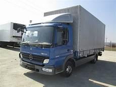 Mercedes Atego 816 4x2 Curtainsider Automarket