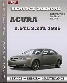 car repair manuals online free 1995 acura tl instrument cluster acura 2 5tl 3 2tl 1995 service manual download repair service manual pdf