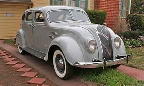 1936 DeSoto Airflow Streamliner For Sale On EBay  No