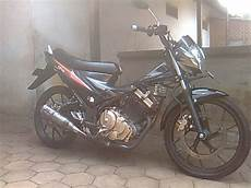 Modifikasi Fu Standar by Modifikasi Suzuki Satria Fu 150 Tune Up Standar Satria Fu 150